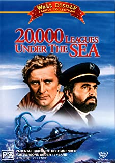 20000 Leagues Under The Sea (DVD)