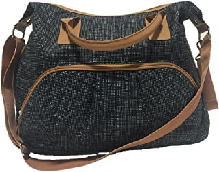 Summer Infant Tote Changing Bag - Charcoal Tan