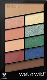 Wet n Wild Colour Icon 10 Pan Palette Stop Playing Safe, 10 gm