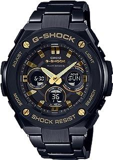 [カシオ] 腕時計 ジーショック G-STEEL 電波ソーラー GST-W300BD-1AJF メンズ ブラック