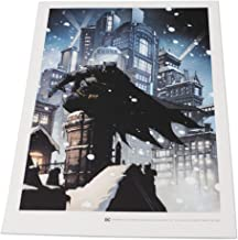 Batman Mini Print Poster Really Great Quality & Totally Framable | Comic Art Print Poster | Wall Decor Decorative Art Poster | Wall Art Hanging Fans