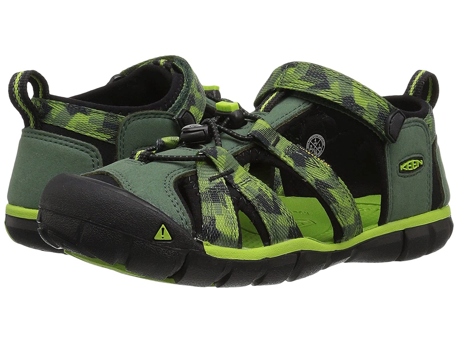 Keen Kids Seacamp II CNX (Little Kid/Big Kid)Cheap and distinctive eye-catching shoes