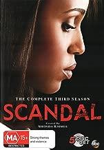 Scandal : Season 3