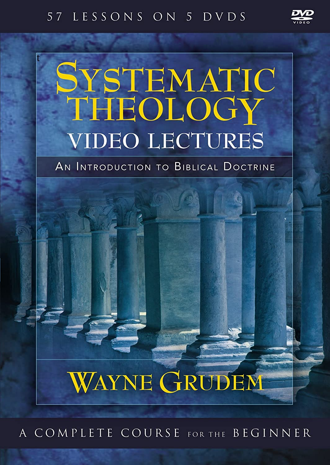 Systematic Theology Video Lectures: An to Large special A surprise price is realized price Biblical Introduction