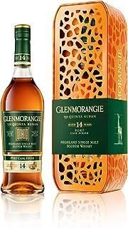 Glenmorangie The QUINTA RUBAN 14 Years Old Highland Single Malt 46% Volume 0,7l in Tinbox Giraffe Design Whisky