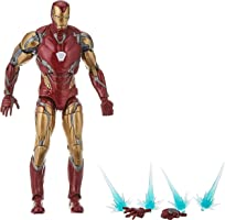 Hasbro Marvel Legends Series Avengers 6-inch Collectible Action Figure Toy Iron Man Mark LXXXV, Premium Design and 4...