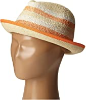 Roxy Big Swell Stripe Fedora b5654c0cea41