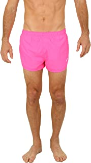 uzzi nylon basic swim shorts