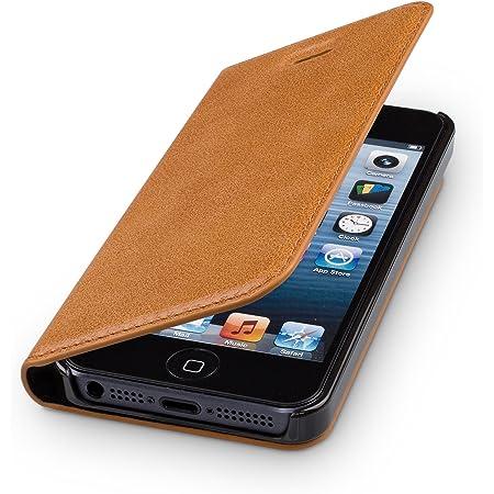 Wiiuka Echt Ledertasche Travel Für Apple Iphone 5 Computer Zubehör