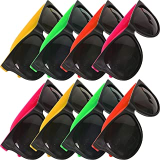 Narwhal Novelties Kids Sunglasses (30-Pack) NEON...