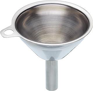 "KitchenCraft Stainless Steel Mini Kitchen/Hip Flask Funnel, 5.5 cm (2"")"