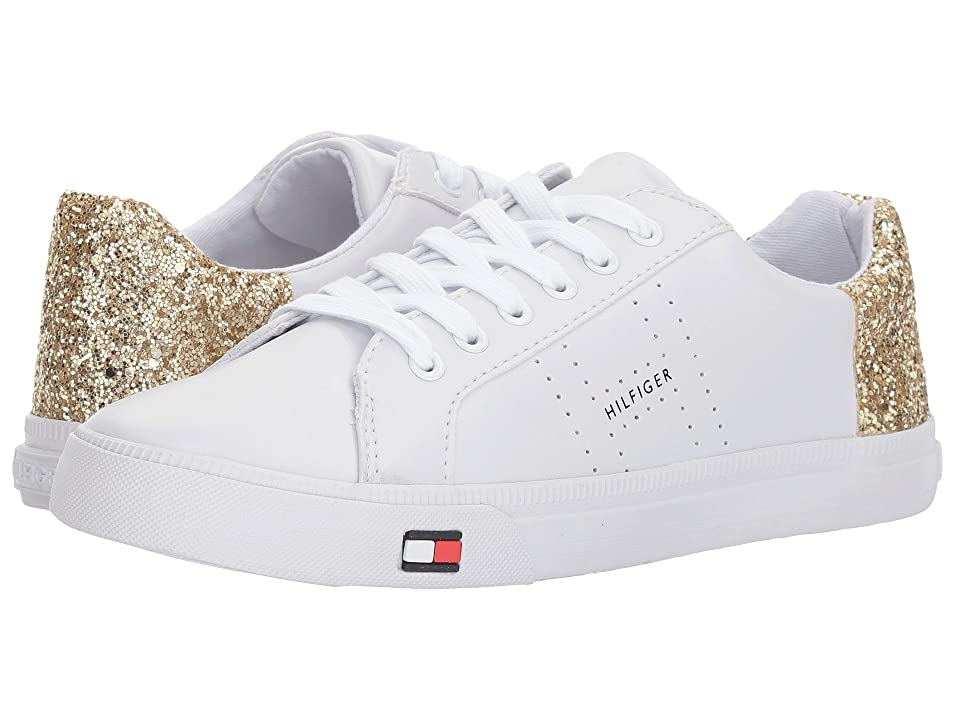 Tommy Hilfiger Lune (White/Gold) Women