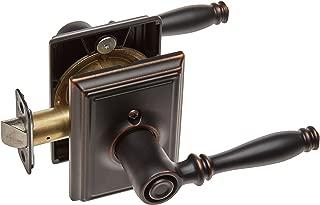 Schlage Lock Company F40BIR716ADD F40VBIR716ADD Bed and Bath Door Lever