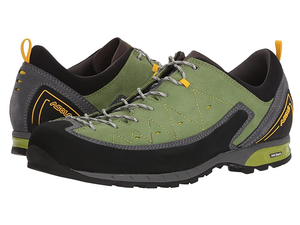 Asolo Apex MM (Grey/English Ivy) Men