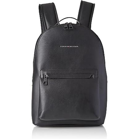 Tommy Hilfiger TH Metro Backpack, Mochila para Hombre, Black, Medium