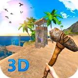 Desert Island Survival Simulator 3D