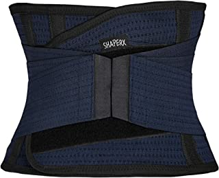 SHAPERX Waist Trainer Belt for Women - Waist Trimmer Slimming Belly Band Body Shaper Sports Girdles Workout Belt