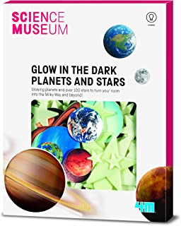 4M 1338SM Science Museum Glow in The Dark Planets and Stars