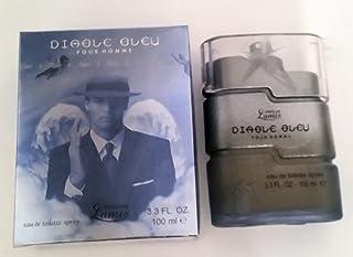 Diable Bleu By Creation Lamis 3.4 oz Eau De Toilette Spray for Men