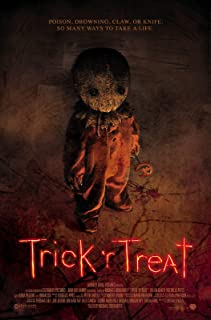 72260 Trick R' Treat Movie Horror Sam Halloween Decor Wall 36x24 Poster Print