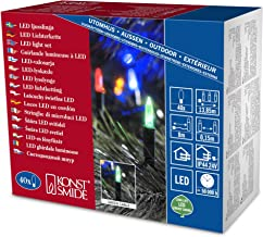 , Transparente, 13,6 m, 1,02 kg - Iluminaci/ón decorativa s s 25 l/ámpara Konstsmide 2032-000 Apto para uso en interior 25l/ámpara