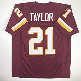 Unsigned Sean Taylor Washington Burgundy Custom Stitched Football Jersey Size XL New No Brands/Logos