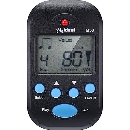 LTXDJ Mini Metronome,Portable Metronome for Piano Trap Drum,Running Guitar Violin