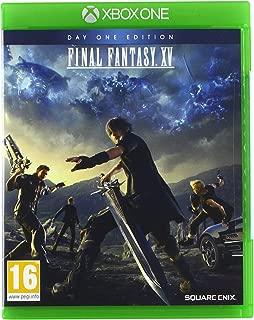 Final Fantasy Xv (15) - Day One Edition /xbox One