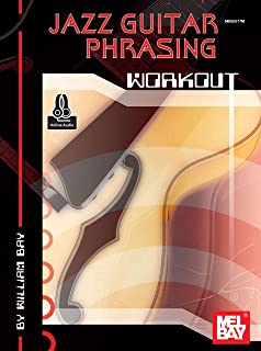 Jazz Guitar Phrasing Workout