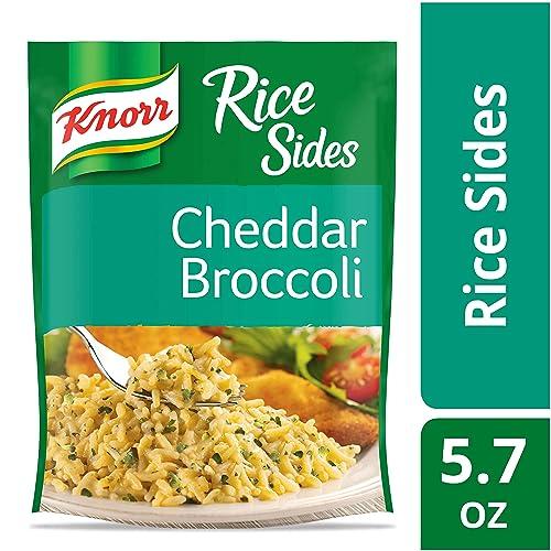 Knorr Rice Sides, Cheddar Broccoli 5.7 oz