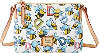Bumble Bees Crossbody Pouchette Bag