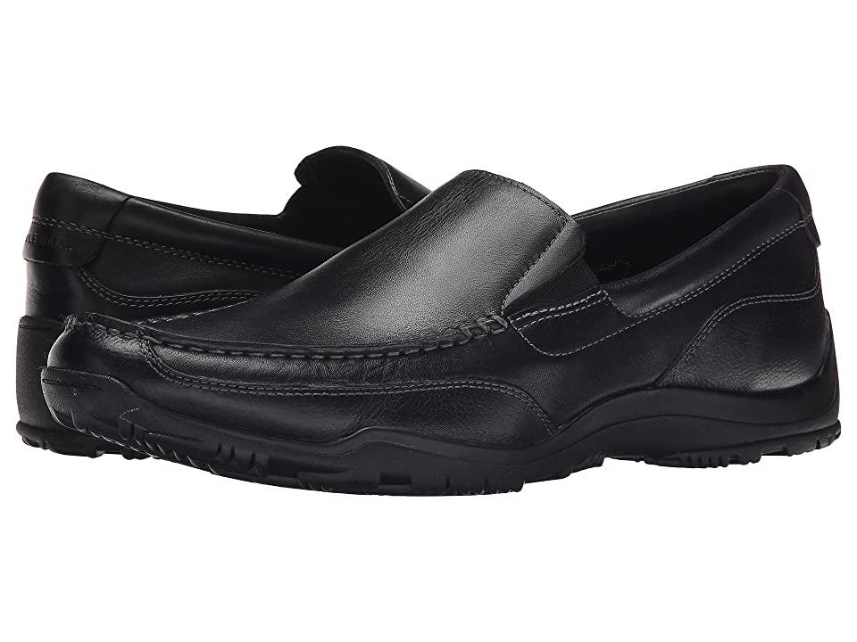 Cole Haan Hughes Grand Slip-On II (Black) Men