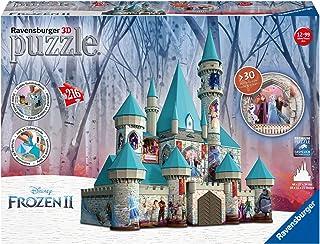 Castello ghiacciato di Frozen: il Puzzle 3D