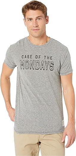 Case of the Mondays Vintage Tri-Blend T-Shirt