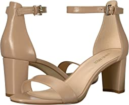 0194a303644 Natural Staci Kid. Nine West. Pruce Block Heel Sandal