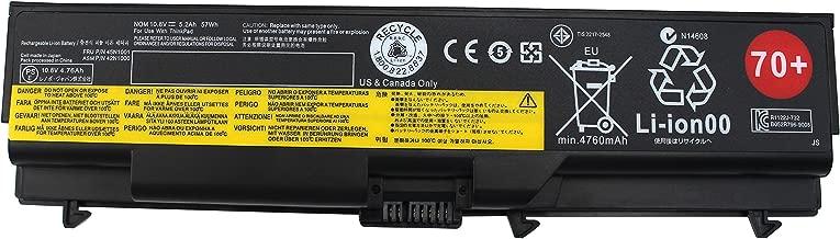 EBOYEE Compatible Lenovo Laptop Battery ThinkPad 70++(0A36303) L412 L420 L430 L512 L520 L530 T410 T410i T420 T420i T430 T430i T510 T510i T520 T520i T530 T530i 45N1011 45N1010 0A36302 W510 W520 W530