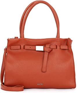 SURI FREY Shopper Sindy 12582 Damen Handtaschen Uni orange 610 One Size