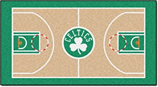 FANMATS NBA Boston Celtics Nylon Face NBA Court Runner-Small