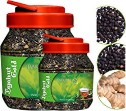 Byahut Gold Darjeeling Leaves with Black Pepper and Ginger Tea, 400g