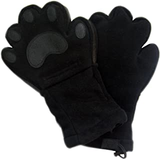 BearHands ThinsulateTM Fleece Mittens - with handy flap! (Adult)