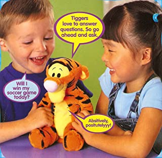 Fisher-Price Winnie The Pooh Ask Me More Tigger