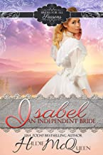 Isabel, An Independent Bride (Montana Brides for All Seasons Book 6)