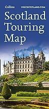 Escocia, mapa de carreteras Touring map 1:300.000. Collins [Idioma Inglés]