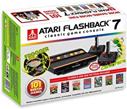 At Games Atari Flashback 7 Classic Game Console, White