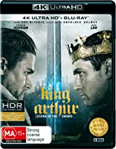 King Arthur: Legend Of The Sword (4K Ultra HD + Blu-ray)