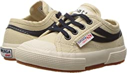 Superga Kids - 2750 JCOT Panatta (Infant/Toddler/Little Kid/Big Kid)
