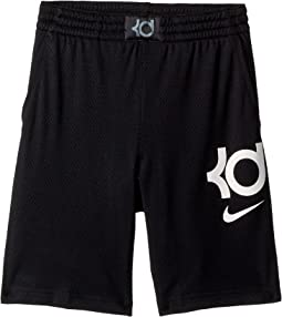 Nike Kids Graphic Basketball Shorts (Little Kids/Big Kids)