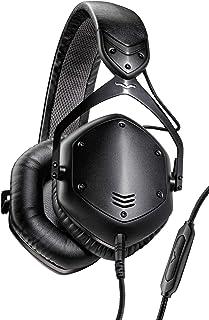V-Moda Crossfade LP2 Vocal Limited Edition Over-Ear Noise-Isolating Metal Headphone - Matte Black (XFL2V-U-MBLACK)