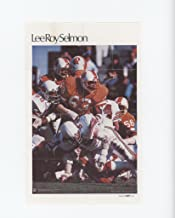 Lee Roy Selmon (Football Card) 1978 Marketcom Mini Posters - [Base] #LERS