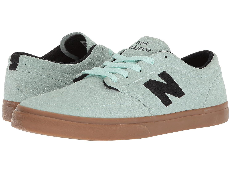 (ニューバランス) New Balance メンズスニーカー?カジュアルシューズ?靴?スケート NM345 Mint/Gum 12 (30cm) D - Medium